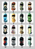 WarmSkin Balaclava headgear Face Mask for motorbikes Biker Snowmobile Huntingv Assorted Styles Free shipping
