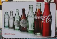 Drink code Bottle Evolution, Retro, Tin Sign, for the Pub, Bar, Garage 20*30cms J-38