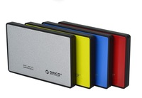 "NEW orico 2.5"" USB 3.0 HDD Case 4Color Hard Drive SATA External Enclosure Box Wholesale Dropshipping"