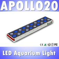 Apollo 20 240*3W LED aquarium light White: Blue=1:1 full spectrum reef coral led light, White 12000k &Blue 460nm (Customizable)