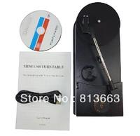 USB Turntable  Vinyl LP to MP3 recorder USB digital turntable player Vinyl LP to MP3 Converter - Black