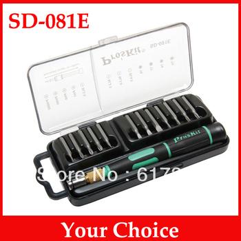 ProsKit SD-081E 12 in 1 Precision Screwdriver Set
