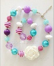 wholesale purple pearl sets