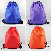Free Shipping, High Quality Gym Drawstring Liberty Sport Bag Durable Waterproof Nylon Bags, Drop Shipping, BT0005