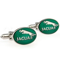 Modern car logo high quality metal men's shirt cufflink,metal cufflink AT1356
