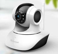 T6835WIP IP Camera F1059B Wireless P2P Plug and Play IR-Cut Night Vision Pan/Tilt Two Way Audio Wifi