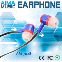 Original Genuine AIMA Stylish Earphone with Mic for Mobile Phone, Hot Sale Product for Wholesale and Retail, Free Shipping!!