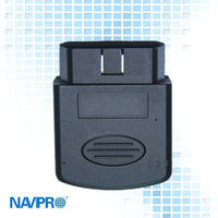 GPS Tracker with OBD Online Diagnostic, Fuel Monitoring