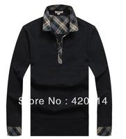 Free Shipping, New Coming Mens T shirts Fashion 2013, FULL Plus Size Formal Male T-shirts, Pyrex Vision Men T shirt B3607