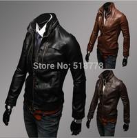 Man Plus Size lether Black Leather Men's genuine jacket Jaquetas De Couro Masculina Motorcycle Men Leather Winter Fur Coat