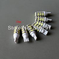 Wholesale 100pcs/lot white T10 W5W 194 168  White 28SMD 1206 LED Side Light Bulb 12V wedge auto lamp