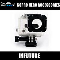 gopro hero accessories OEM 35M Underwater Waterproof Protective Housing Case for GoPro Hero3 Outside Sport Camera WT-GP5
