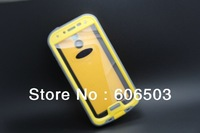 PEPKOO WATERPROOF SHOCKPROOF CASE COVER FOR SAMSUNG GALAXY S4 i9500 Free Shipping drop shipping for s4 waterproof case