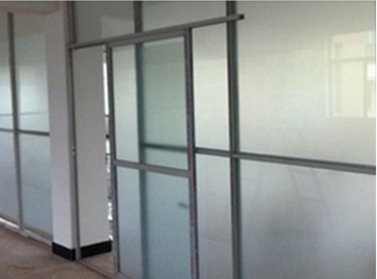 scrub sliding door bathroom window transparent sunscreen frosted self adhesive window film 90cm 5M(China (Mainland))