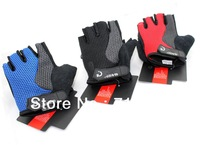 Free shipping!new Fashion Youth Cycling gloves Bike gloves Bicycle Half Finger Gloves microfiber Size M /L /XL