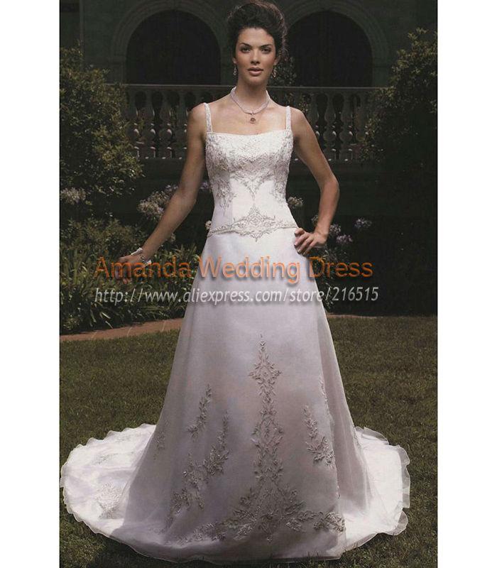 Online Get Cheap Vintage Wedding Dresses For Sale Aliexpress