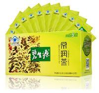 Free Shipping! 25bags BESUNYEN BESUNYEN DETOX TEA Bi Sheng Yuan Enteric Canal Cleaning Tea
