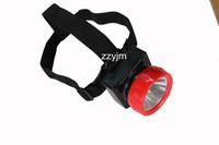 LD-4625 LED Mining Cap Lamp 1W Rechargeable Led Headlamp