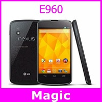 LG Nexus 4 E960 Original unlocked Mobile Phone GPS WIFI 4.7 inch touch screen 8MP camera 8GB/16GB Internal free shipping