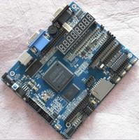 Free shipping ALTERA FPGA+USB Blaster+ LCD1602+USB-TTL+EP2C8Q208C8N fpga board fpga development board fpga altera board
