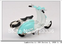 1:18 Alloy Lambretta Li 150 Series I model Low price free shipping