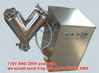 V type powder mixer,powder mixing machine, make powder for tablets press use