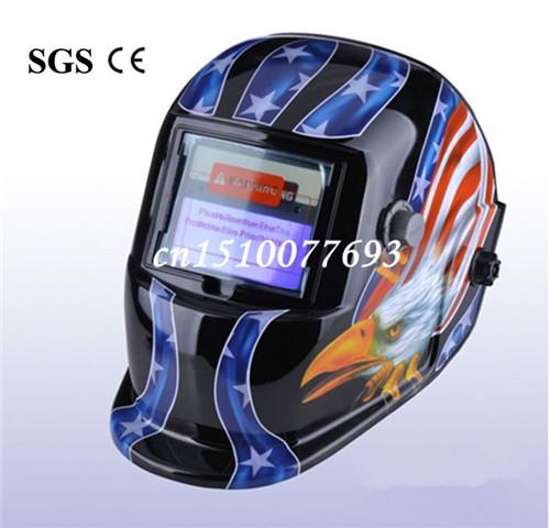 Mig Tig Mag welding helmet hawk Auto-darkening dark welder mask cover