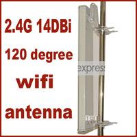 Direct Marketing orientation antenna 2.4G 14DBi Degree professional wifi outdoor antenna Amplifier