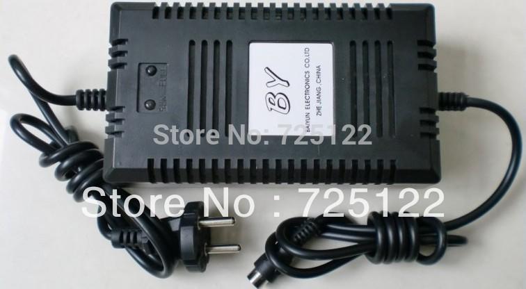 Free Shipping !!! 36V 10AH & 36V 12AH & 36V 14AH Lead-acid battery charger ,Plastic Cover , Good Quality(China (Mainland))