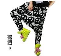 new 2014 hip hop pants drop crotch pants women Sports female trousers harem pants for women Joggers fashion jogging femme