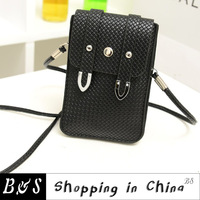 Halter-neck multifunctional mobile phone bag coin purse cross-body 2013 female mini bags