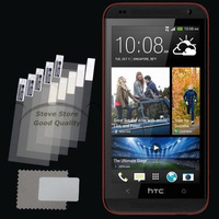 New CLEAR  Screen Protector Guard Cover Film For HTC Desire 601without Package+10pcs/lot Free Shipping