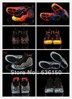Free Shipping 2013 Hi-Q Air Foamposite One Pro Basketball Shoes Men Foamposites Shoes Mens Sneakers Foamposite Shoes Boots 41-47