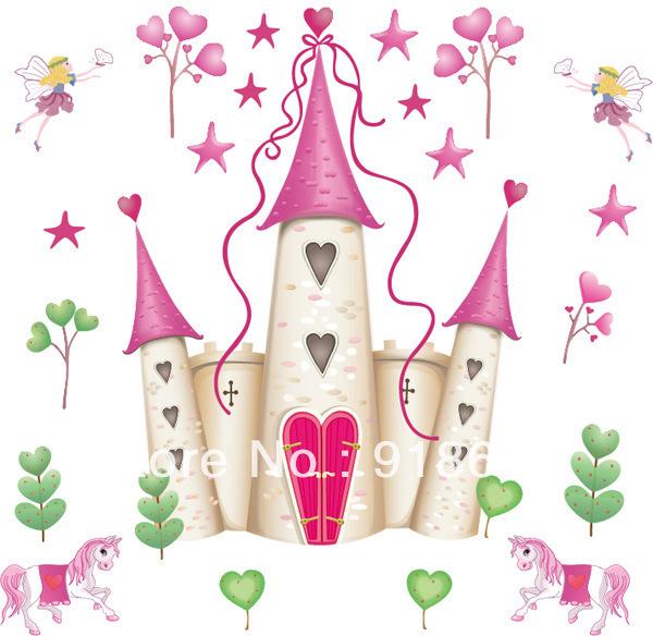 Dibujos animados castillos princesas - Imagui