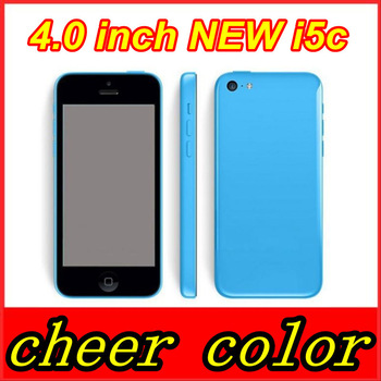 "Free shipping 1 : 1 I5C Smart Phone 4.0"" MTK6572 Dual Core 1.2GHz Android 4.2 4G ROM 2MP Dual Camera"