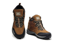 Top Sale 2013 New Men Flat Winter Boots High Quality Hiking Climing Shoes Casual Athletic Shoes Work Shoes
