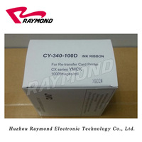 DNP CX-D80 printer ribbon and film,CY-340A-DN ribbon and CY-3RA-100  film