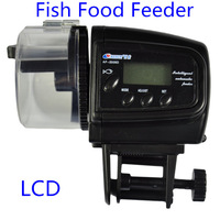 Automatic Auto Aquarium Tank Fish Food Feeder Feeding