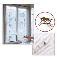 200cm X 150cm DIY Anti Mosquito Bug Insect Flyscreen Curtain Window Screen Mesh