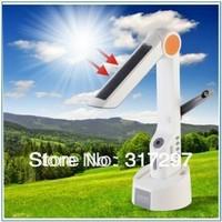 Free Shipping 1pc/lot 7-IN-1 MULTI-FUNCTION SOLAR DYNAMO LIGHT