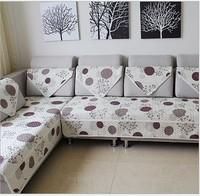 Wholesale european sofa cushion/70*70cm 2 pieces/lot back towel/ikea sofa cover /rustic cotton fabric three sofafree shipping