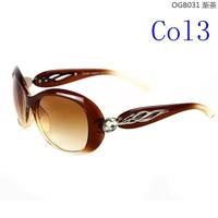 diamond glasses women's designer fashion brands color filter goggle sunglasses vintage sunglass culos de sol travel beach  031
