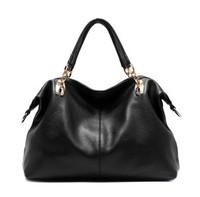 189 2013 women's cowhide handbag big bag one shoulder cross-body handbag women's bags all-match brief