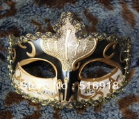 FREE SHIPPING top quality Dance party mask ruslana korshunova venice mask diamond quality feather mask italian mask