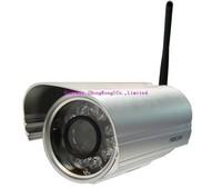 2PCS FOSCAM FI9804W HD Megapixel 720P Outdoor waterproof ip camera wireless IP Camera H.264 DDNS 4mm lens webcam