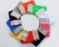 10pcs a lot Very High Quality 13colors Underwear Men Boxer Shorts U03