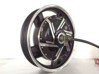 8000W 16inch Brushless Hub Motor for Electric motorcycle