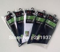 High Quality Brand 10 Pair= 1 Lot Men Stockings Ultra Thin Bamboo Fibre Business men cotton Socks 27cm-30cm