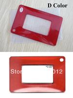 +300 Red reader mini card reading glasses Pocket reading glasses Mini  magnifying glass Wallet reading glasses