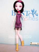 Original Monster High Draculaura Doll LOOSE nice toy for children new year gift